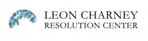The Leon Charney Resolution Center Logo