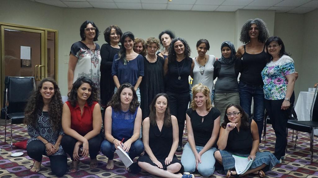 בנות חממת הנשים 2015