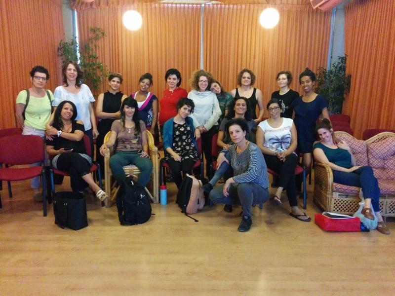 בנות חממת הנשים 2014