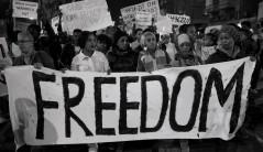 הפגנה בעיר הלבנה (3)