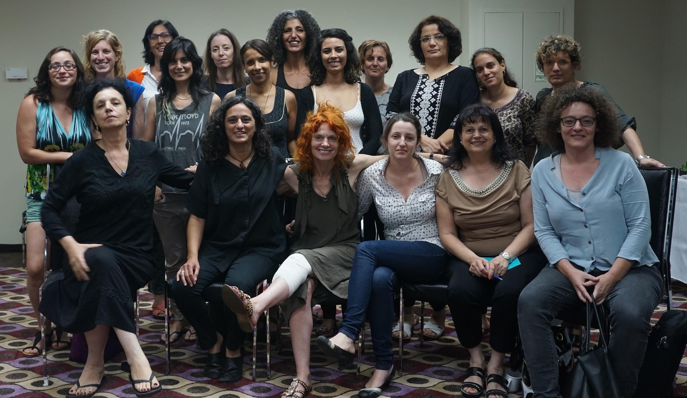 חממת נשים 2015