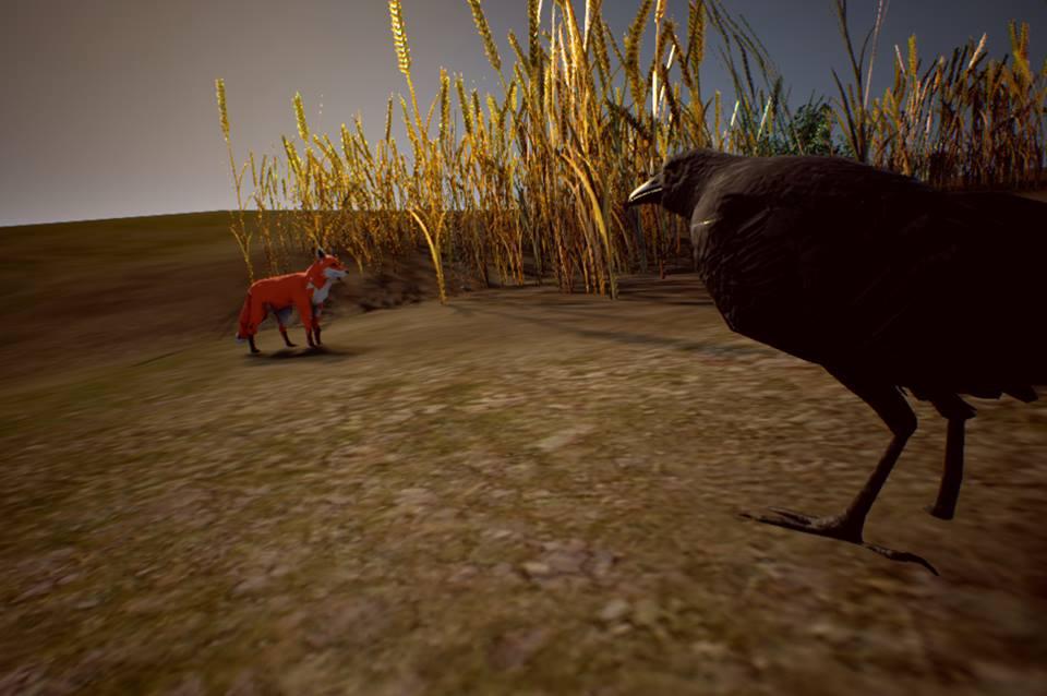 The Fox and The Crow - אמיר יציב