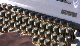 מכונת כתיבה משפחתית
