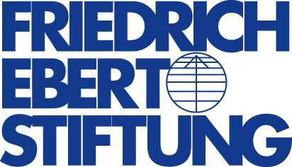 The Friedrich Ebert Stiftung לוגו