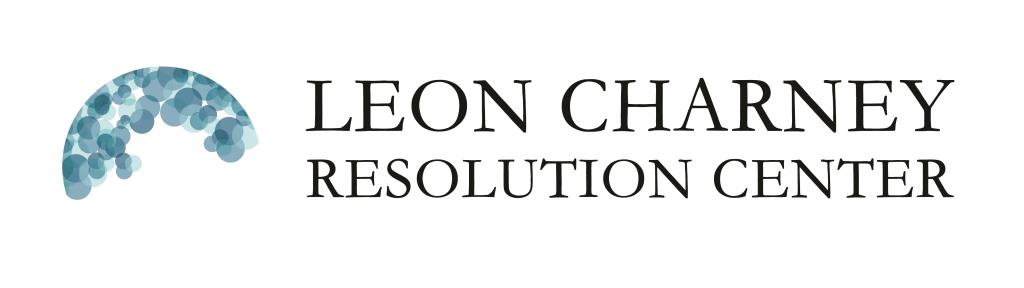 The Leon Charney Resolution Center Logo