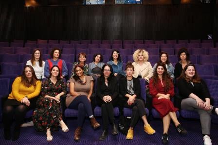 משתתפות חממת נשים עלילתית 2019